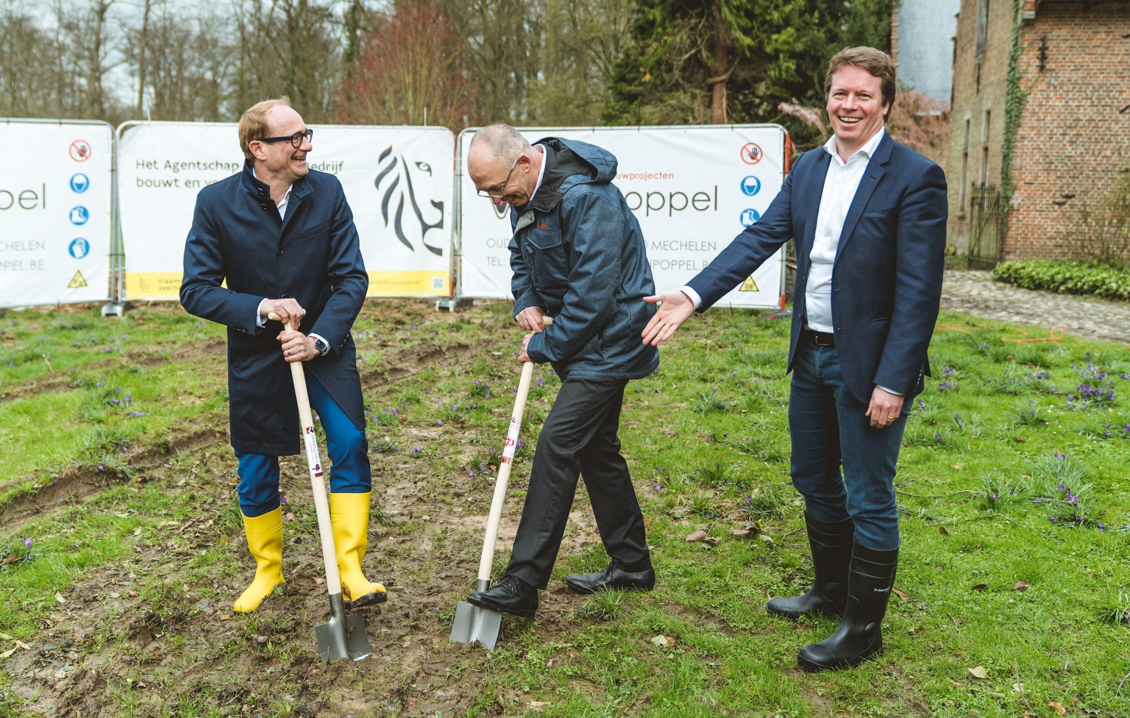 Botanic Garden breaks ground on new Green Ark complex