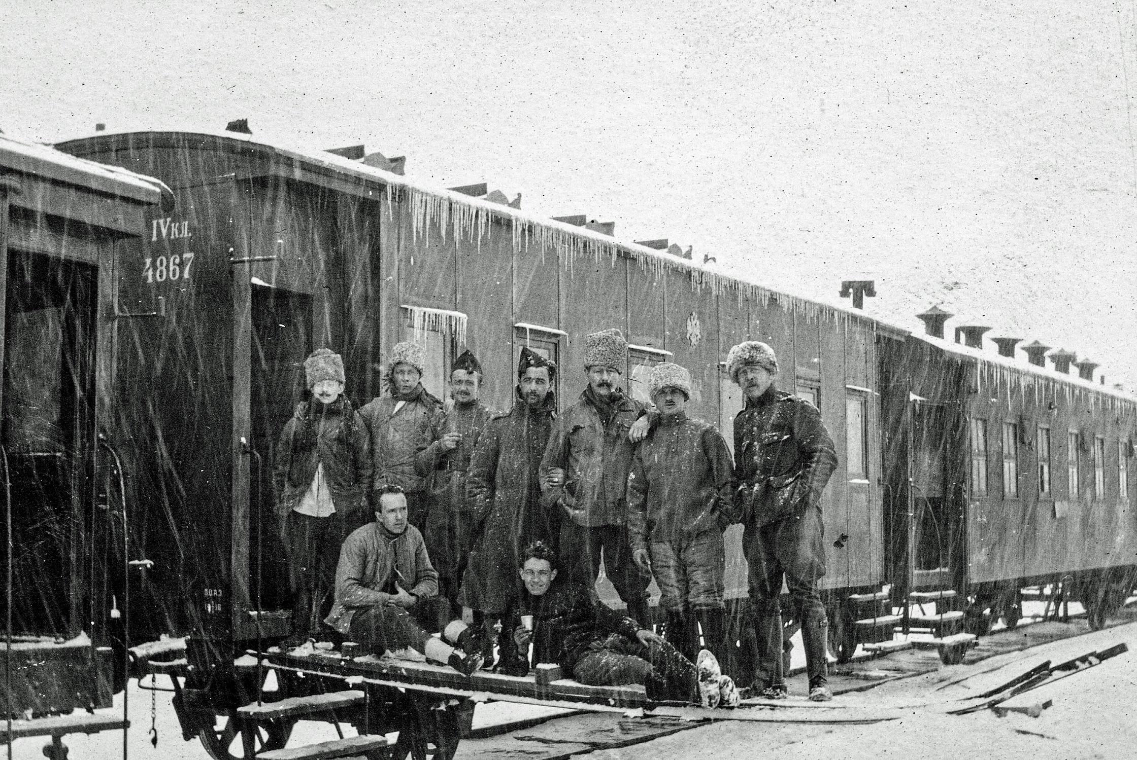 Remarkable First World War story of survival gets English translation
