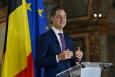 New Belgian prime minister Alexander De Croo