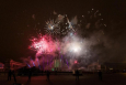 New Year's Eve fireworks Brussels - Belga