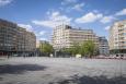 Illustration picture shows the Place Eugene Flagey - Eugene Flageyplein square Ixelles / Elsene, Brussels, Monday 15 June 2020. (BELGA PHOTO PAUL-HENRI VERLOOY)