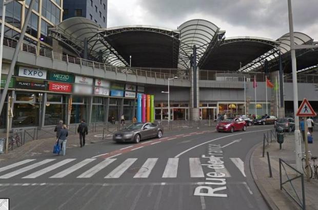 Car Service Charleroi To Brussels Belgium