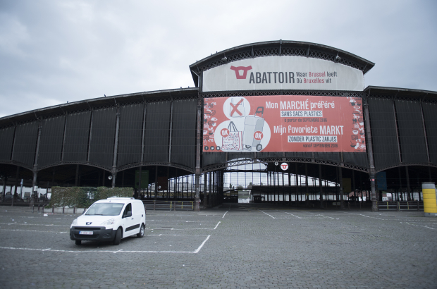 Illustration picture shows 'het slachthuis van Anderlecht' / 'les abattoirs d'Anderlecht' in Brussels. (BELGA PHOTO LAURIE DIEFFEMBACQ)