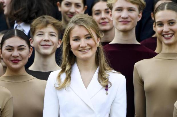 Crown Princess Elisabeth-Belga