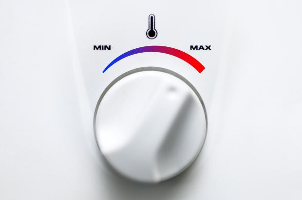 Illustration shows a heating control system (BELGA PHOTO)