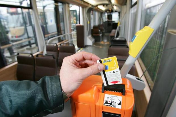 Brussels public transport STIB/MIVB paper ticket price rise