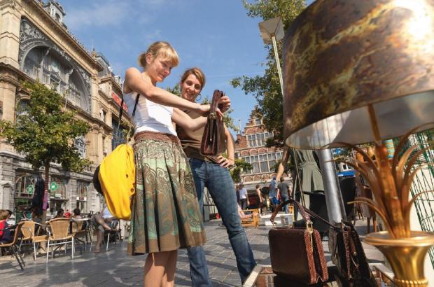 One man's trash: Eight of the best flea markets in Belgium