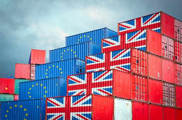 Post-Brexit trade UK and EU