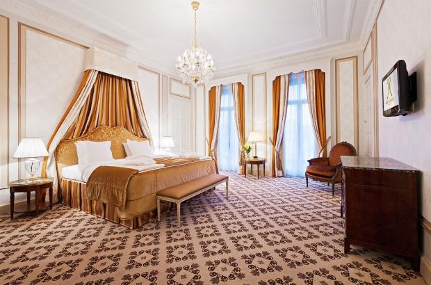 Less Five Star Hotels In Belgium