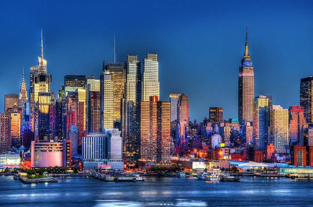 The New York skyline (Wikipedia Creative Commons)