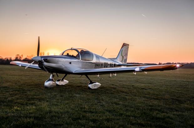 Sonaca 200 Aircraft