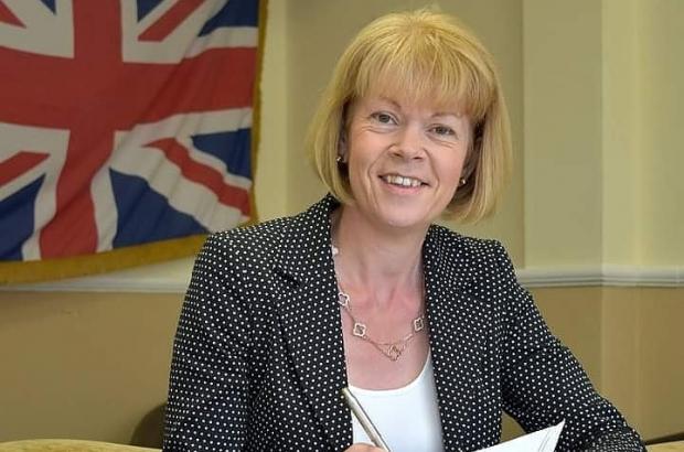 Wendy Morton UK minister (FCDO)