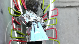 Manneken Pis's 1,000th costume