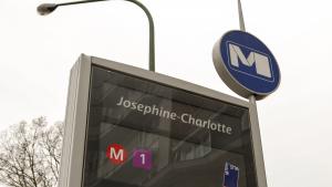 Illustration picture shows STIB-MIVB Metro station Josephine-Charlotte in Brussels. (BELGA PHOTO PAUL-HENRI VERLOOY)