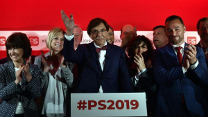 Socialist celebrations 26 May 2019