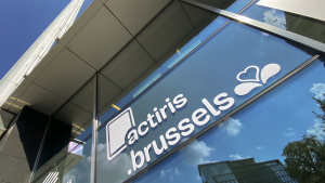 Illustration picture shows the Actiris office in Saint-Josse-ten-Noode - Sint-Joost-ten-Node in Brussels region, Wednesday 26 August 2020. (BELGA PHOTO THIERRY ROGE)