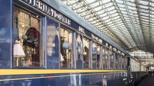 Orient-Express at Train World (c) Lolo Hakiminian