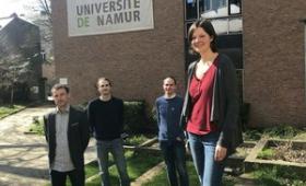 University Namur develops Covid-19 diagnosis test